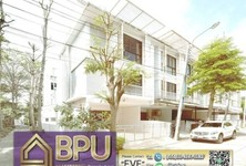 For Sale or Rent 3 Beds Townhouse in Suan Luang, Bangkok, Thailand