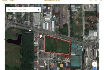 Продажа: Земельный участок 7,676 кв.м. в районе Prawet, Bangkok, Таиланд