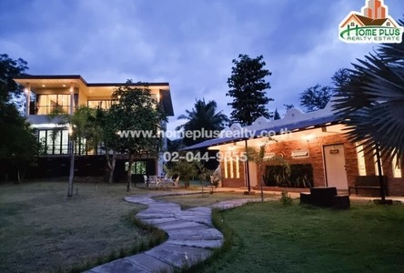 For Sale 11 Beds House in Suan Phueng, Ratchaburi, Thailand