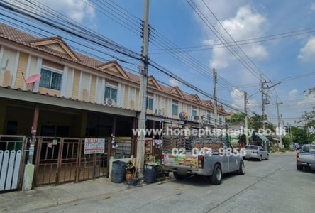For Sale 2 Beds タウンハウス in Khlong Luang, Pathum Thani, Thailand