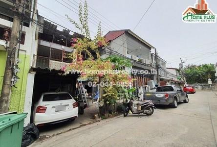 For Sale 1 Bed Townhouse in Huai Khwang, Bangkok, Thailand
