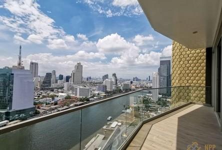 For Rent 3 Beds Condo in Bang Rak, Bangkok, Thailand