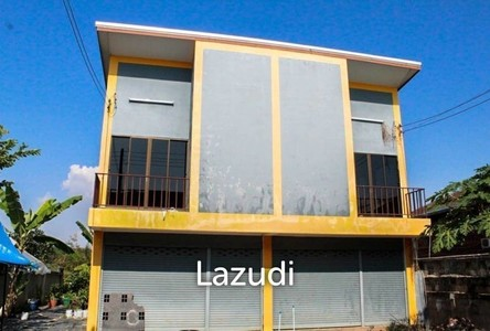 For Sale 4 Beds Townhouse in Wiang Chai, Chiang Rai, Thailand