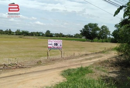 For Sale Land in Si Prachan, Suphan Buri, Thailand