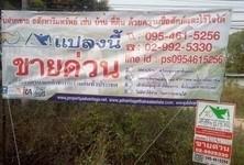 For Sale Land 872 sqm in Chuen Chom, Maha Sarakham, Thailand