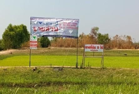 For Sale Land 8,480 sqm in Yang Talat, Kalasin, Thailand