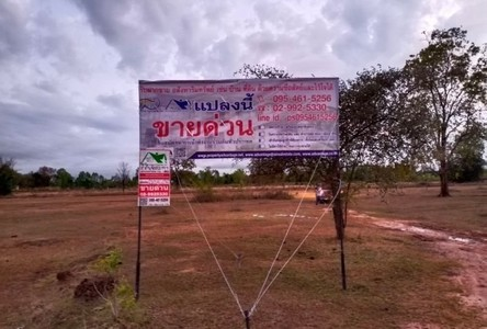 For Sale Land 319 sqm in Mueang Udon Thani, Udon Thani, Thailand
