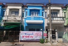 For Sale 2 Beds Townhouse in Nong Khae, Saraburi, Thailand