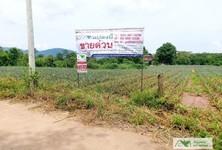 For Sale Land 6,856 sqm in Nong Khai, Northeast, Thailand