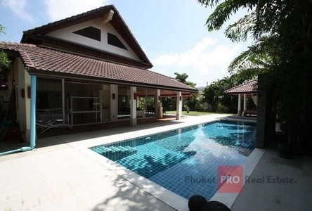 For Sale 3 Beds House in Mueang Phuket, Phuket, Thailand