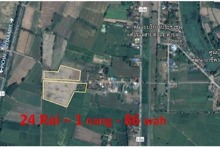 For Sale Land 39,144 sqm in Phichai, Uttaradit, Thailand