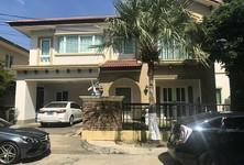 For Sale 3 Beds House in Bang Khae, Bangkok, Thailand
