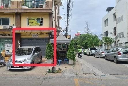 For Rent Shophouse 48 sqm in Mueang Nonthaburi, Nonthaburi, Thailand