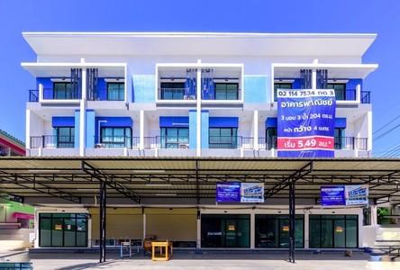 For Sale Retail Space 204 sqm in Bang Phli, Samut Prakan, Thailand