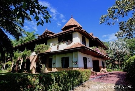 For Sale 6 Beds House in Fang, Chiang Mai, Thailand
