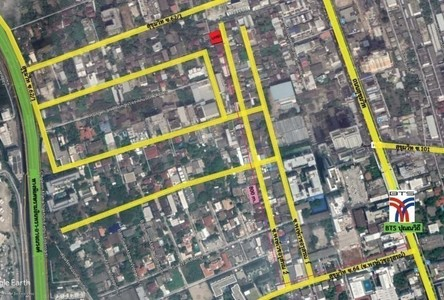 Продажа: Земельный участок 408 кв.м. в районе Phra Khanong, Bangkok, Таиланд