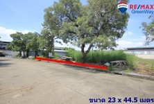 For Sale Land 1,024 sqm in Thawi Watthana, Bangkok, Thailand