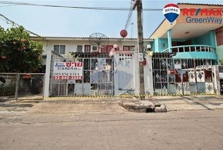 For Sale 5 Beds Townhouse in Bang Khun Thian, Bangkok, Thailand