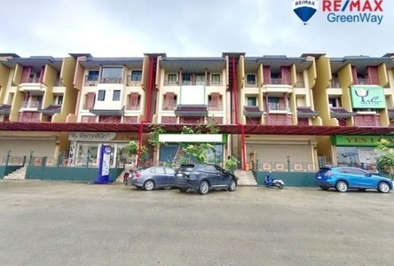 For Sale Retail Space 480 sqm in Phutthamonthon, Nakhon Pathom, Thailand