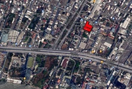 Продажа: Земельный участок 2,172 кв.м. в районе Bang Kho Laem, Bangkok, Таиланд