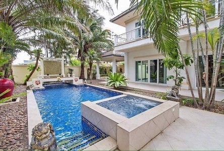 For Rent 4 Beds House in Sattahip, Chonburi, Thailand