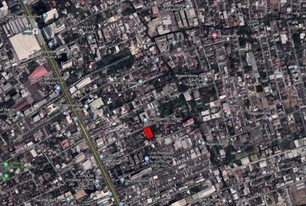 For Sale or Rent Land 1,924 sqm in Phra Khanong, Bangkok, Thailand