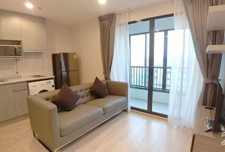 For Rent 2 Beds Condo in Thon Buri, Bangkok, Thailand