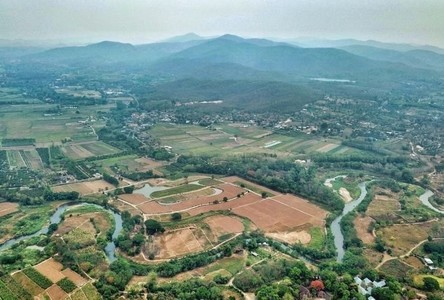 For Sale Land 176,000 sqm in Mae Taeng, Chiang Mai, Thailand