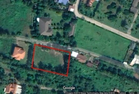 For Sale Land 2,068 sqm in Hang Dong, Chiang Mai, Thailand