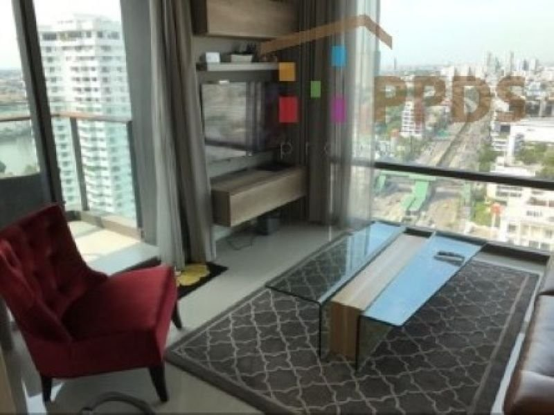 For Rent 2 Beds Condo in Bang Kho Laem, Bangkok, Thailand | Ref. TH-RPKXUEHI