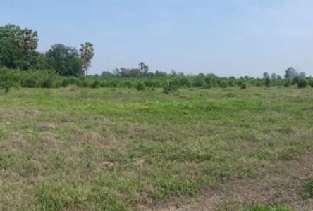 ขาย ที่ดิน 1,600 ตรม. หนองหญ้าไซ สุพรรณบุรี