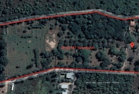 For Sale Land 37,548 sqm in Hang Dong, Chiang Mai, Thailand