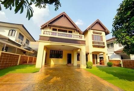 For Rent 3 Beds House in Mueang Samut Prakan, Samut Prakan, Thailand