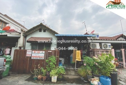 For Sale 2 Beds Townhouse in Khan Na Yao, Bangkok, Thailand