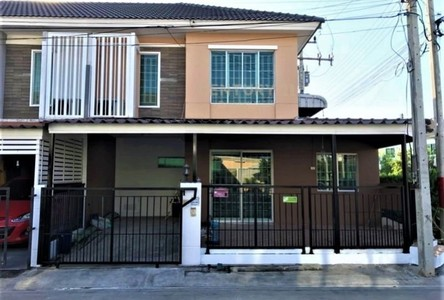 For Sale 4 Beds Townhouse in Phutthamonthon, Nakhon Pathom, Thailand