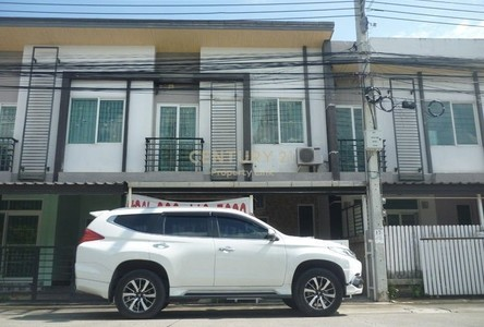 For Sale 4 Beds Townhouse in Saphan Sung, Bangkok, Thailand