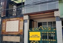 For Sale 2 Beds Townhouse in Huai Khwang, Bangkok, Thailand