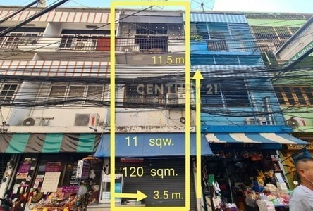 For Sale Retail Space 120 sqm in Phaya Thai, Bangkok, Thailand