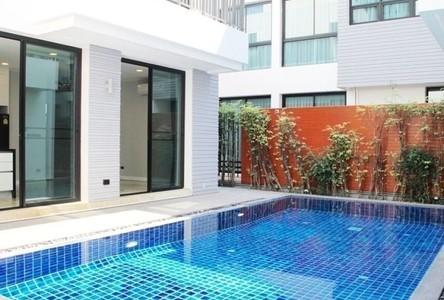 ให้เช่า บ้านเดี่ยว 6 ห้องนอน วัฒนา กรุงเทพฯ