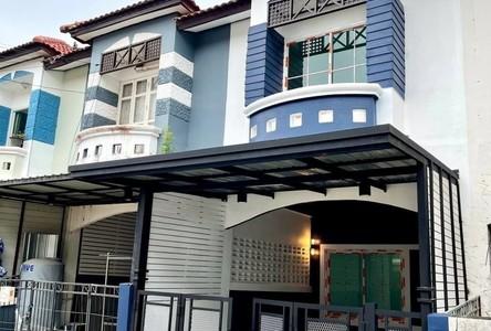 ขาย ทาวน์เฮ้าส์ 3 ห้องนอน ไทรน้อย นนทบุรี