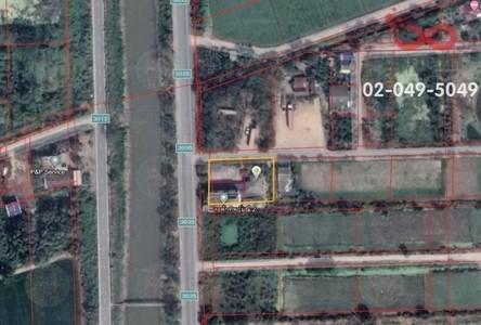 For Rent Land 1,460 sqm in Thanyaburi, Pathum Thani, Thailand