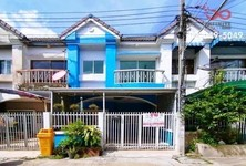 ขาย ทาวน์เฮ้าส์ 2 ห้องนอน ไทรน้อย นนทบุรี