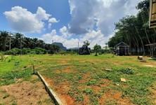 For Sale Land 1,917 sqm in Mueang Krabi, Krabi, Thailand