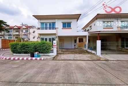 ขาย บ้านเดี่ยว 3 ห้องนอน ดอนเมือง กรุงเทพฯ