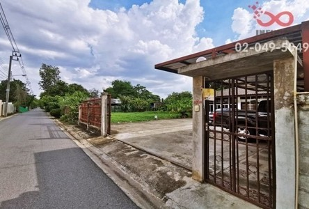 Продажа: Земельный участок 808 кв.м. в районе Wang Thonglang, Bangkok, Таиланд