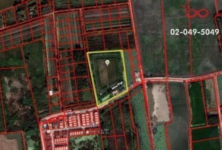 ขาย ที่ดิน 12,246 ตรม. บางใหญ่ นนทบุรี