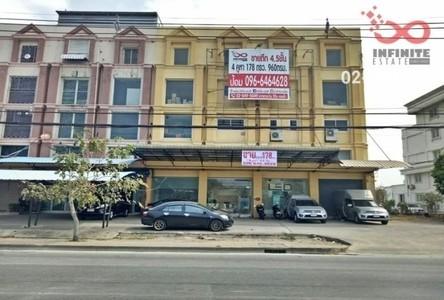 ขาย พื้นที่ค้าปลีก 960 ตรม. บางบัวทอง นนทบุรี