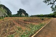 For Sale Land 1,600 sqm in Mueang Krabi, Krabi, Thailand
