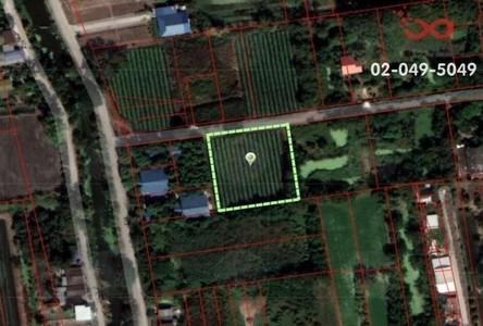ขาย ที่ดิน 2,340 ตรม. บางบัวทอง นนทบุรี