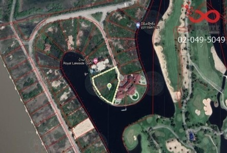 For Sale Land 3,880 sqm in Bang Pakong, Chachoengsao, Thailand